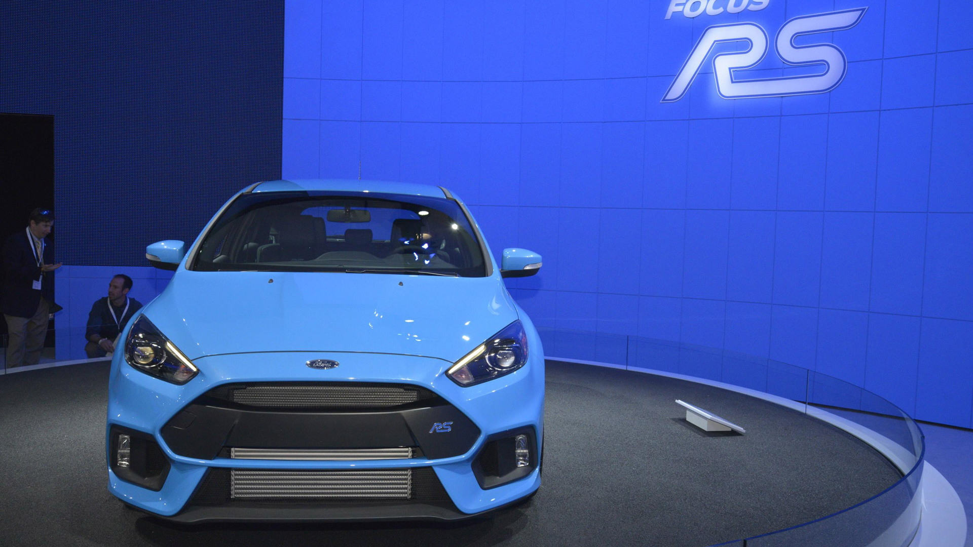 2016 Ford Focus RS, 2015 New York Auto Show