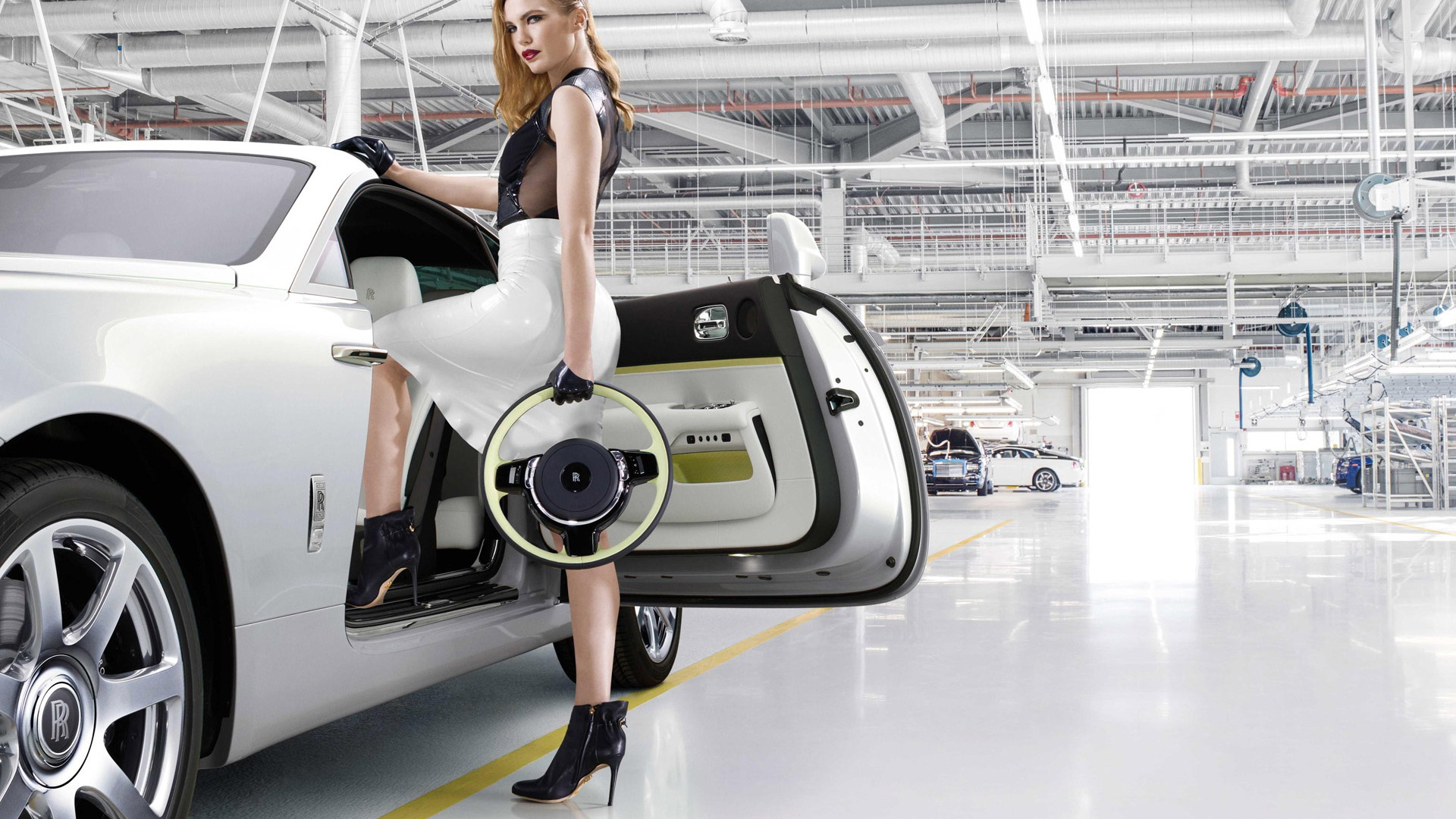 Rolls-Royce Wraith - Inspired by Fashion