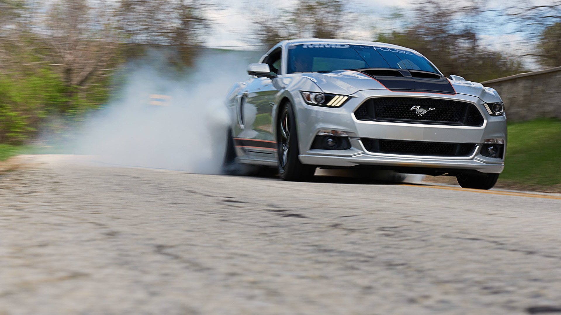 MMD by Foose 2015 Ford Mustang GT