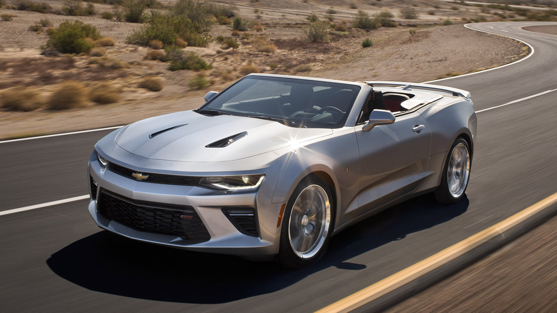 2016 Chevrolet Camaro Convertible Priced From 33 695