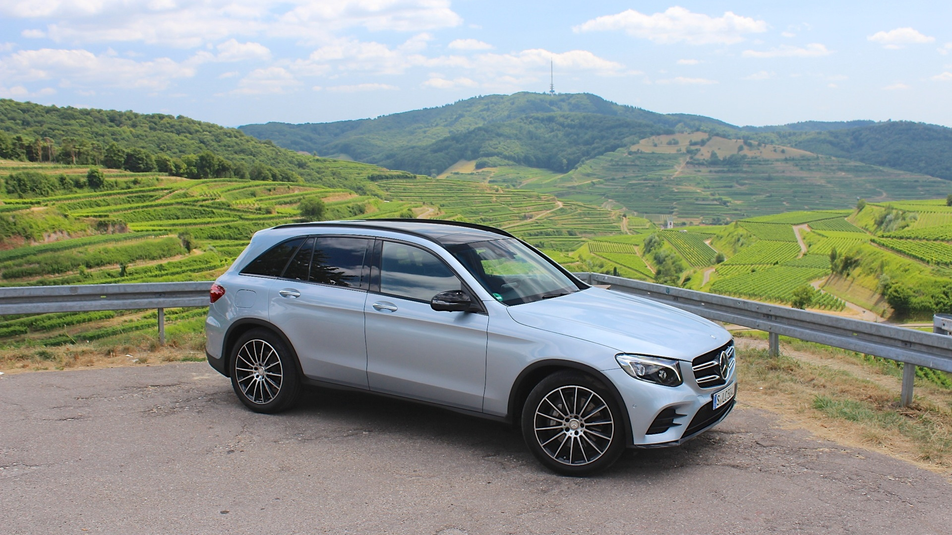 2016 Mercedes-Benz GLC First Drive Review