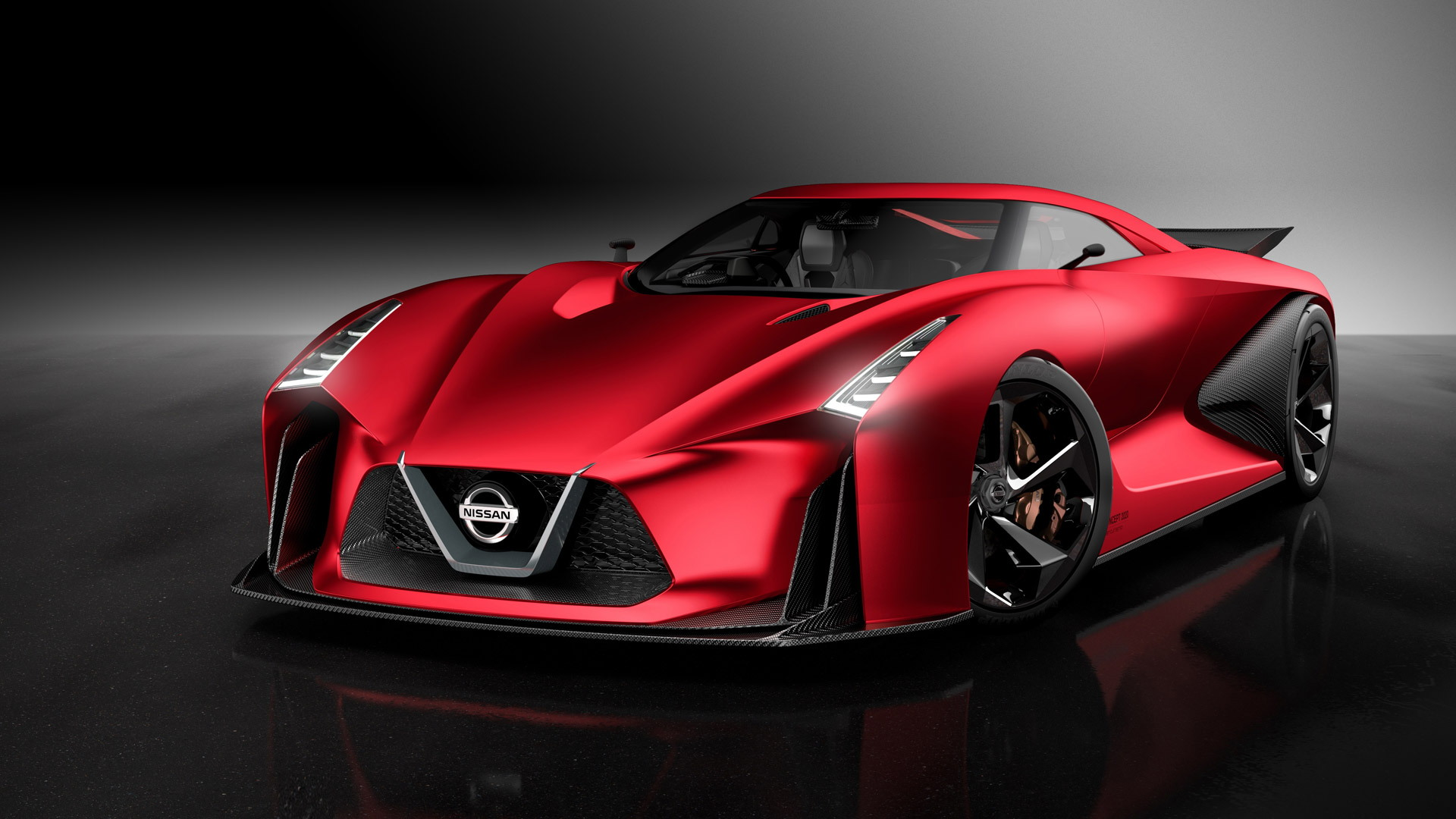 Nissan Concept 2020 Vision Gran Turismo, 2015 Tokyo Motor Show