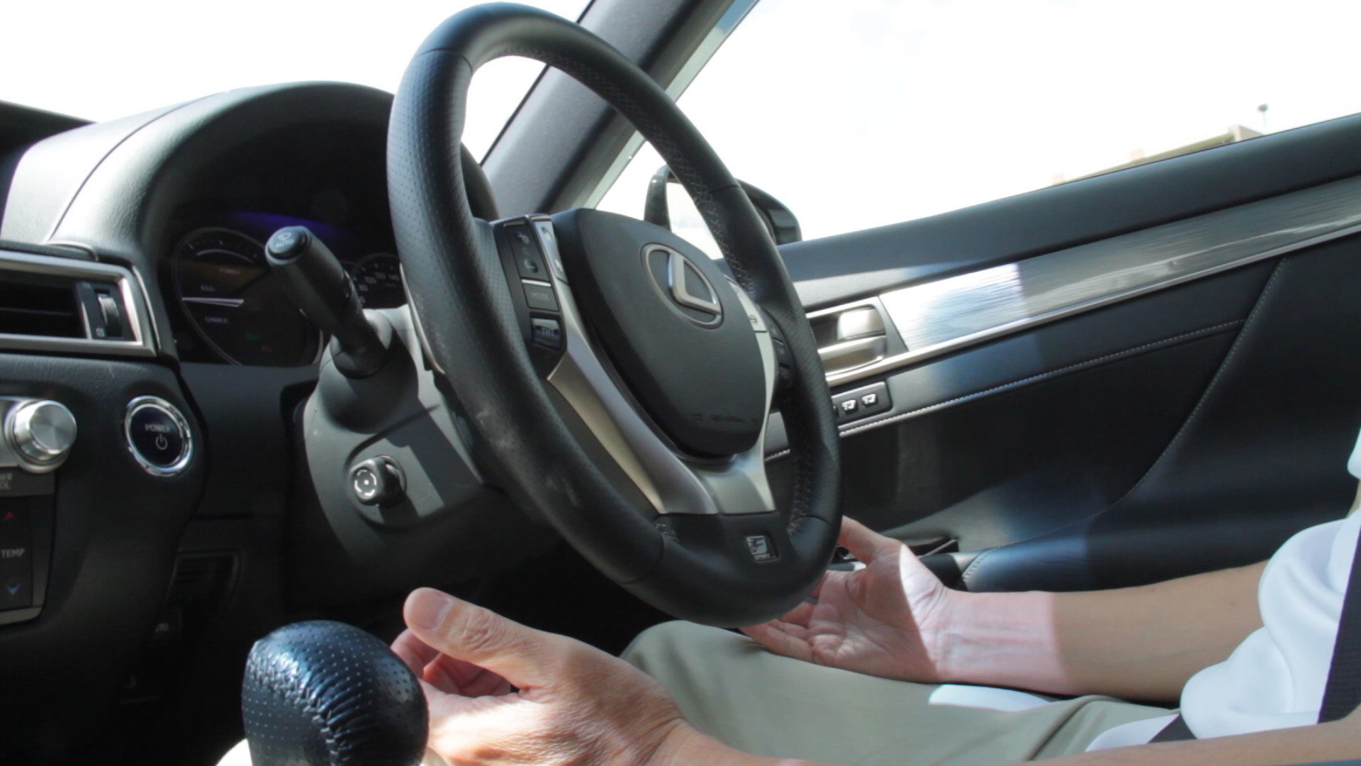 Toyota autonomous car prototype