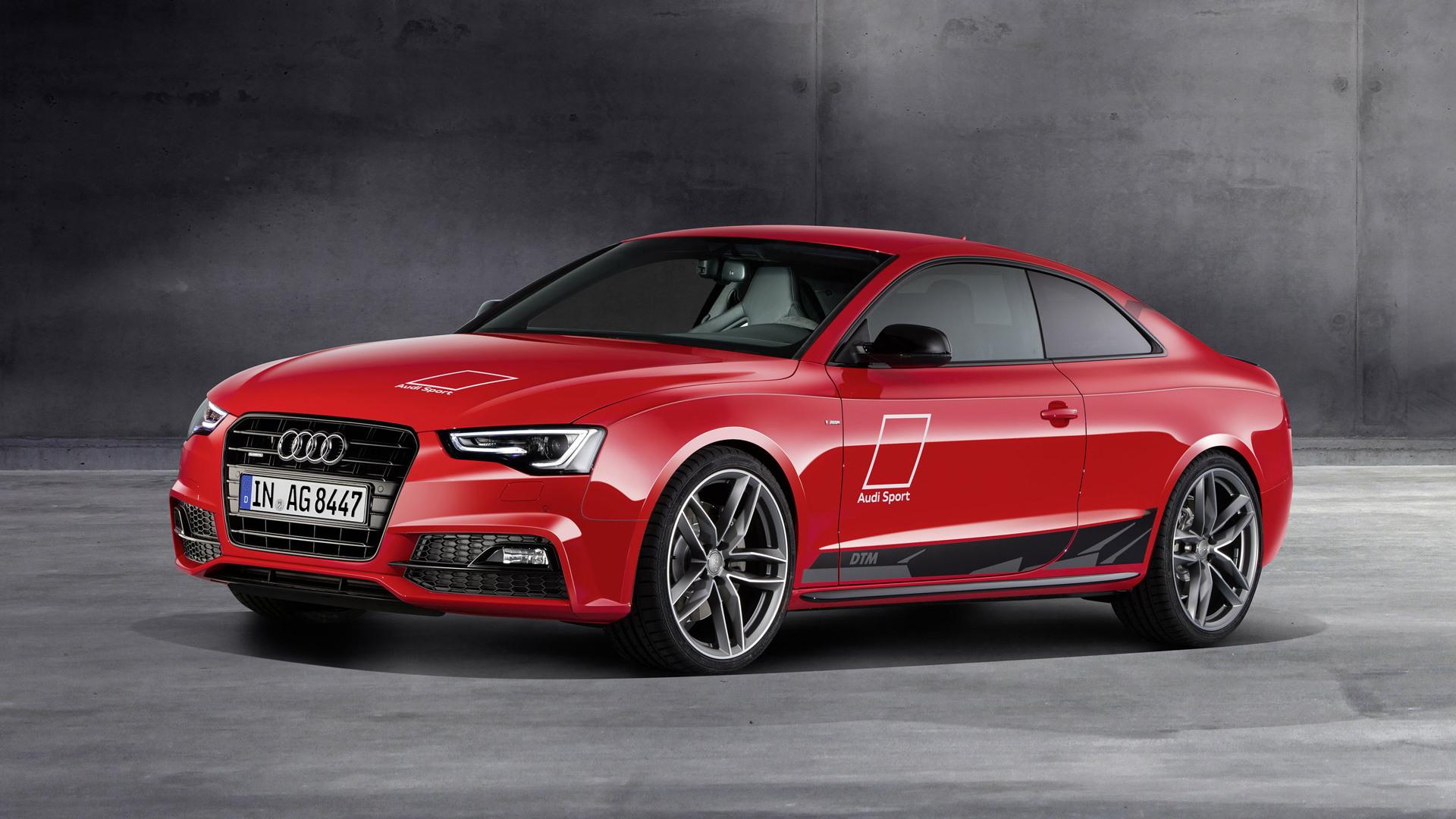2015 Audi A5 DTM Selection