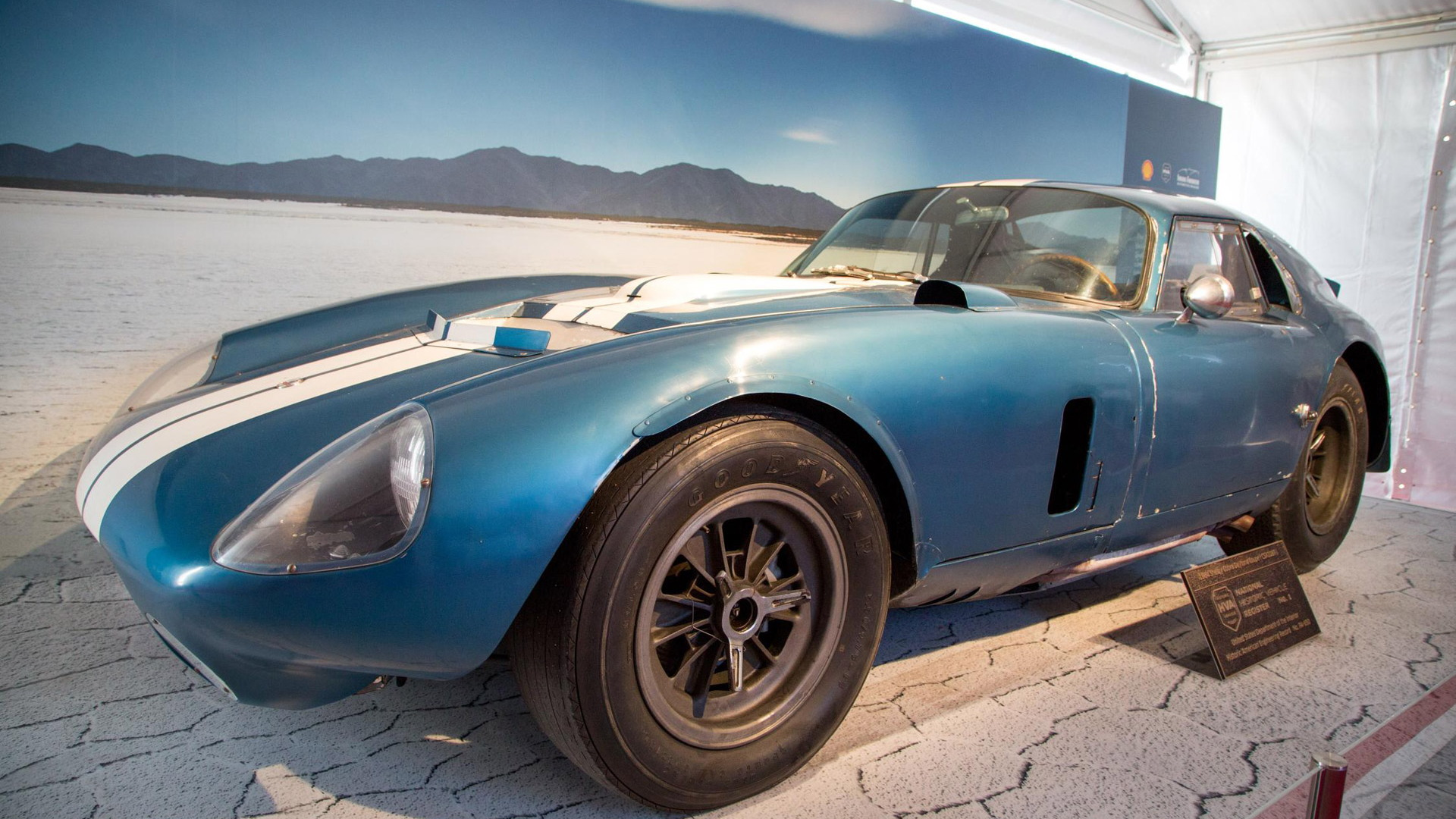 1964 Shelby Cobra Daytona Coupe (chassis #CSX2287)