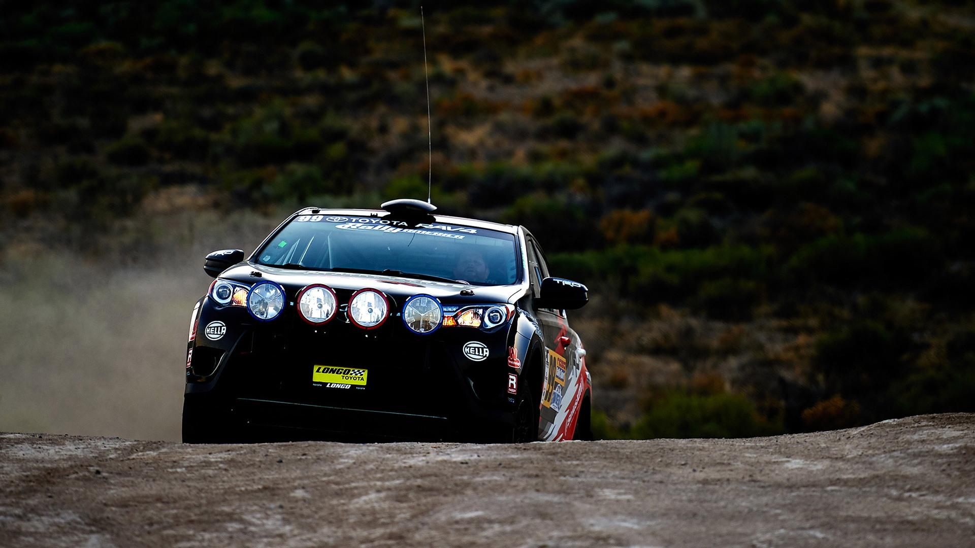 2015 Toyota Rally RAV4
