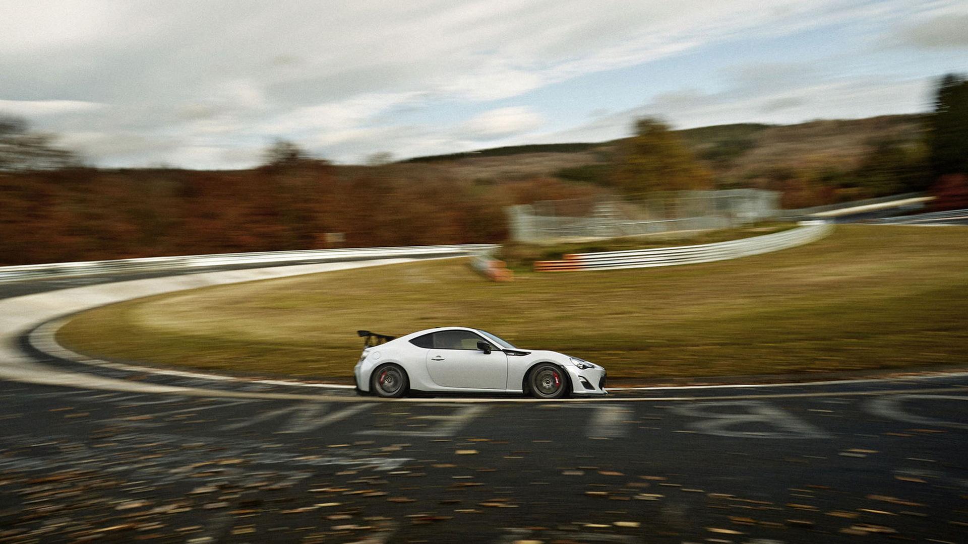 2016 Toyota GT 86 GRMN