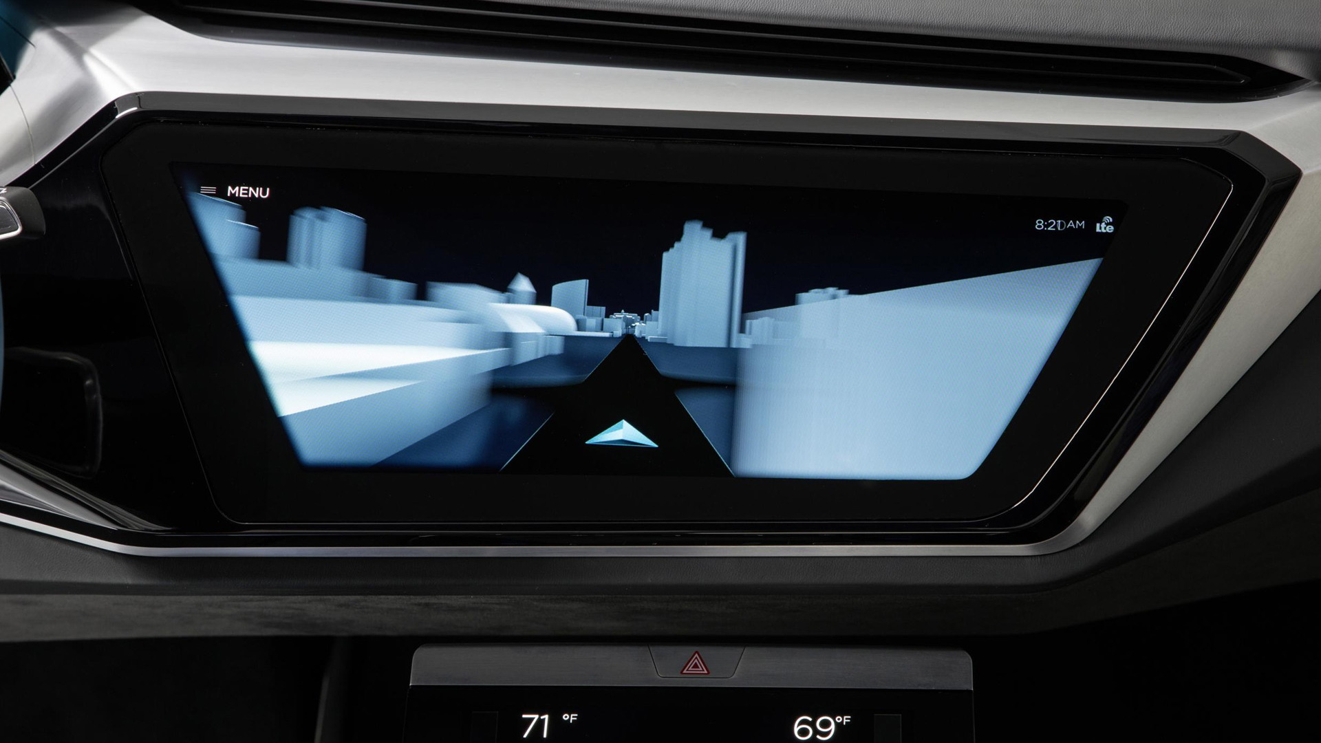 Audi e-tron Quattro concept - 2016 Consumer Electronics Show
