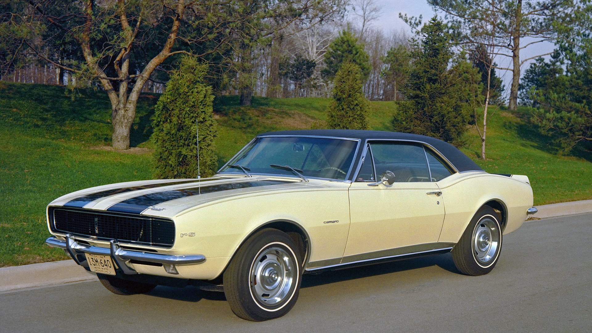 The 10 Greatest Chevrolet Camaros Of All Time