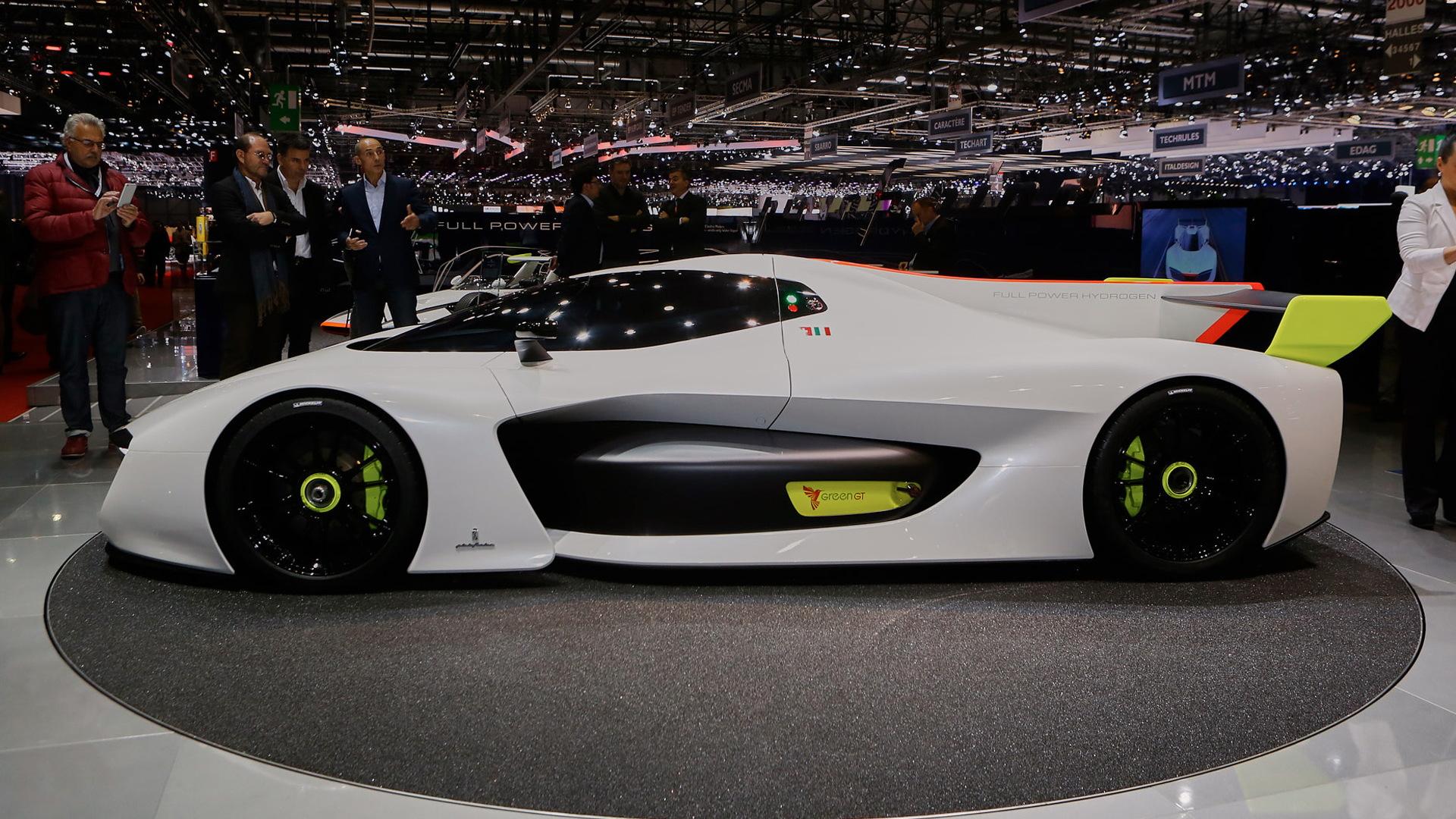 Pininfarina H2 Speed concept, 2016 Geneva Motor Show