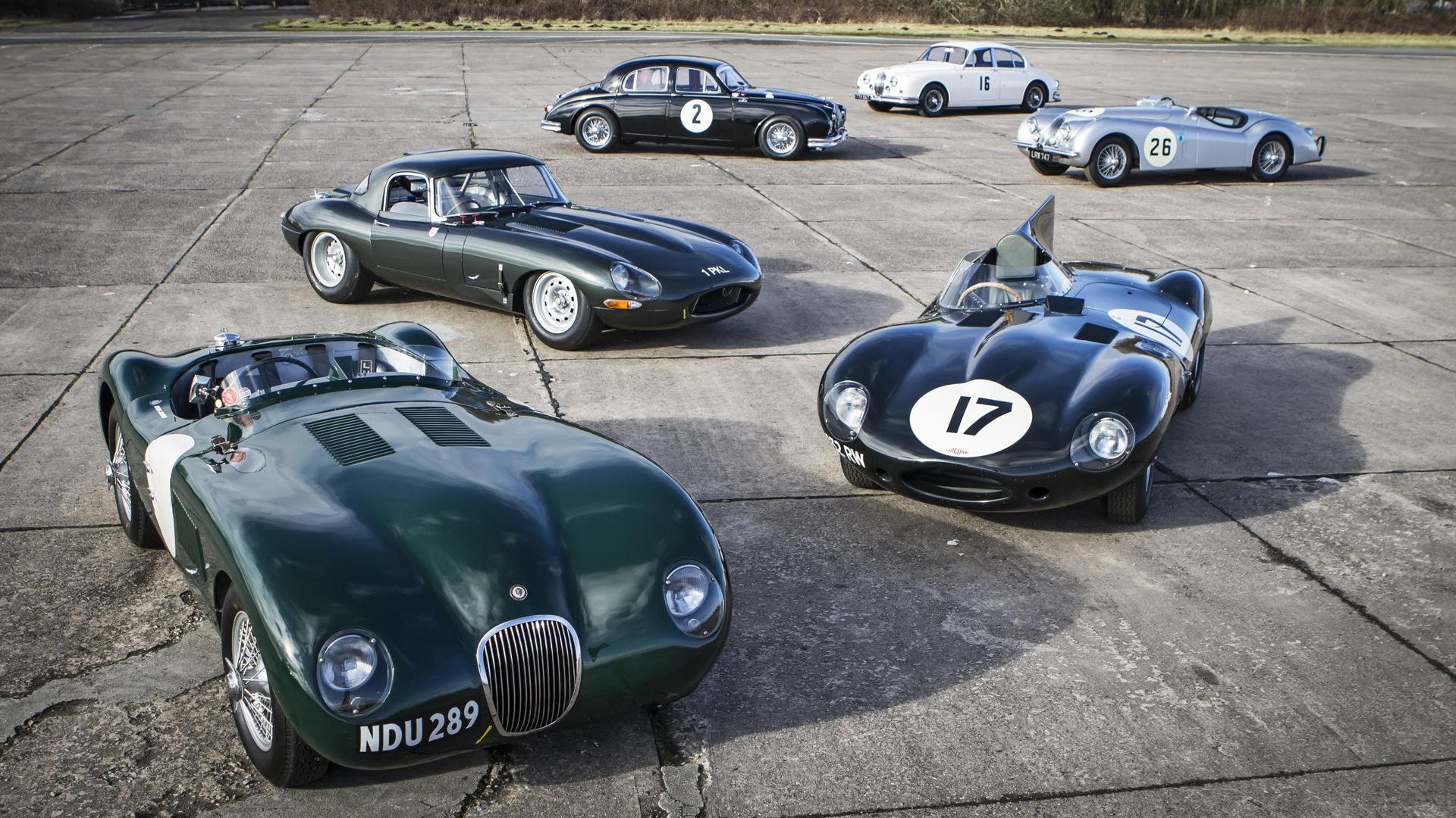 Jaguar Land Rover Classic
