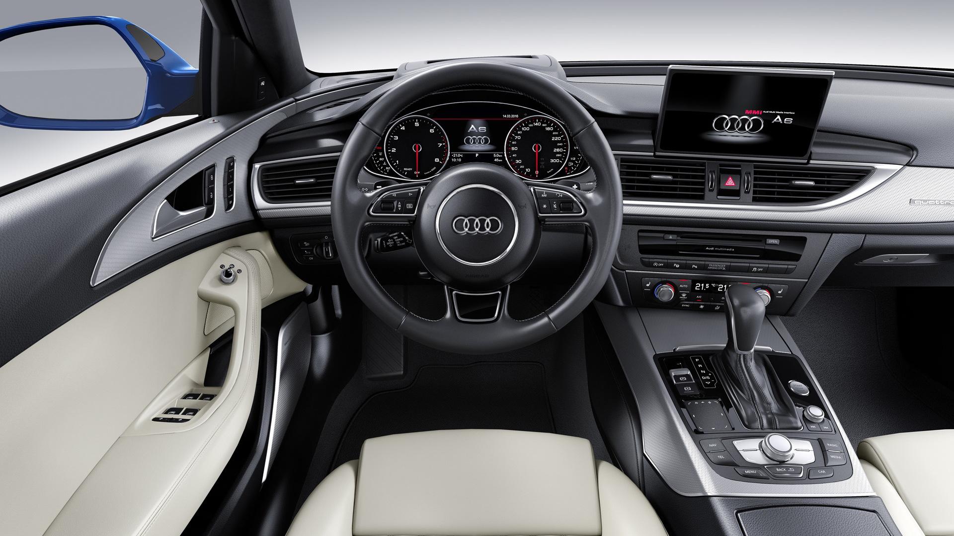 2017 Audi A6 European Spec
