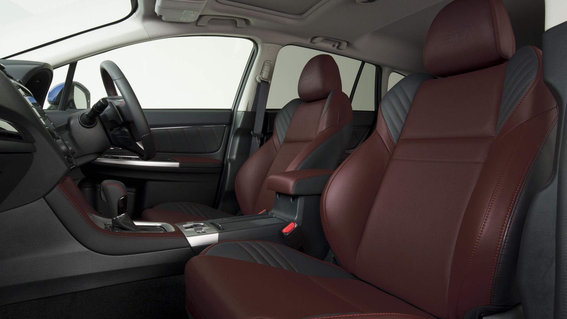 Subaru Levorg STI concept, 2016 Tokyo Auto Salon