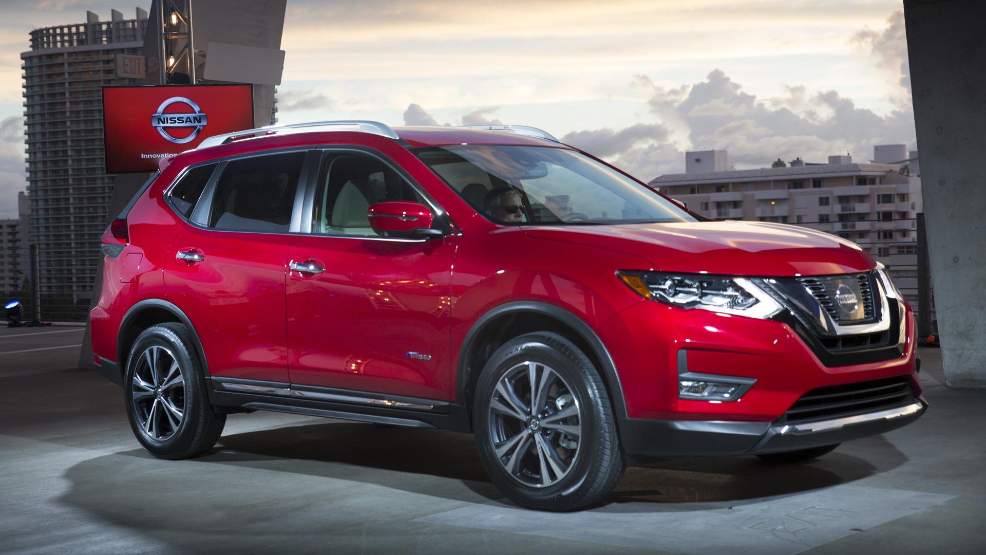 Nissan Hybrid Suv >> 2017 Nissan Rogue Hybrid Better Prospects Than Pathfinder