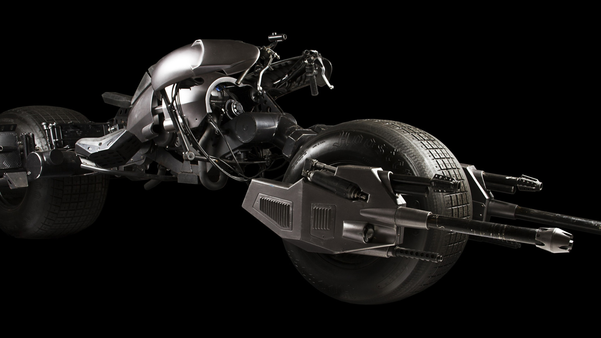 Batpod from 'The Dark Knight Rises'