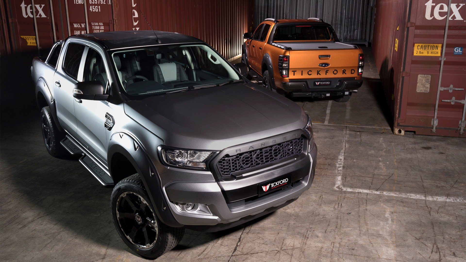 2016 Ford Ranger by Tickford