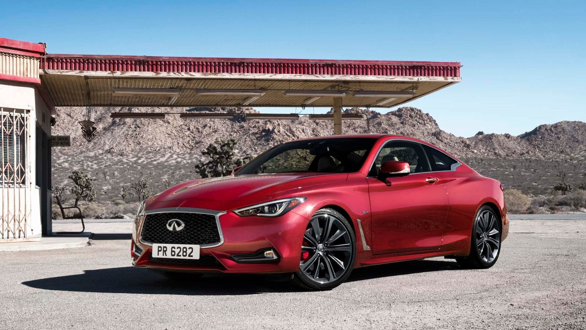 2017 Infiniti Q60 Red Sport First Drive Review Truth In Truth
