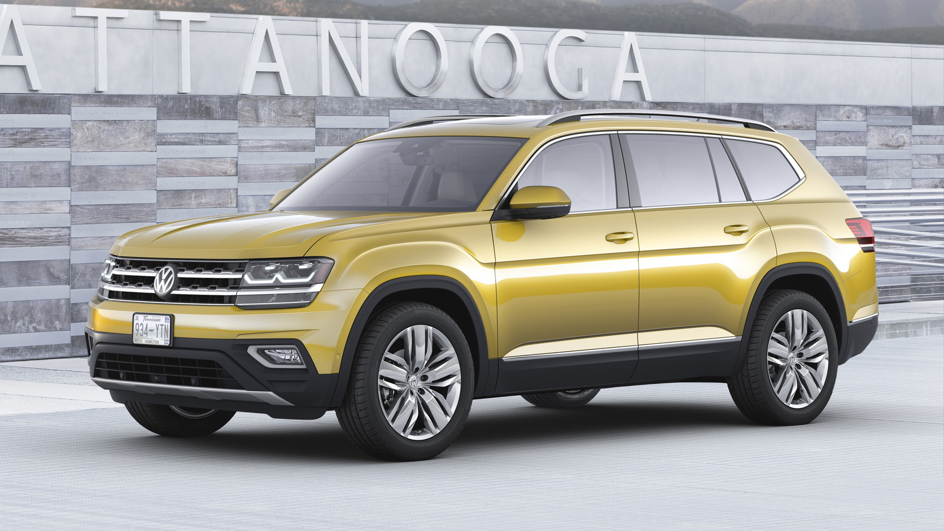 Seven Seater Suv Green Car Photos News Reviews And Insights Green Car Reports