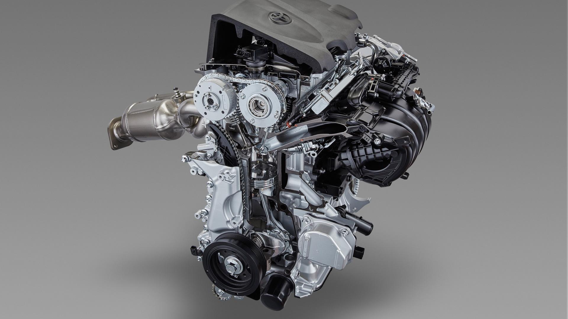 Toyota 2.5-liter inline-4