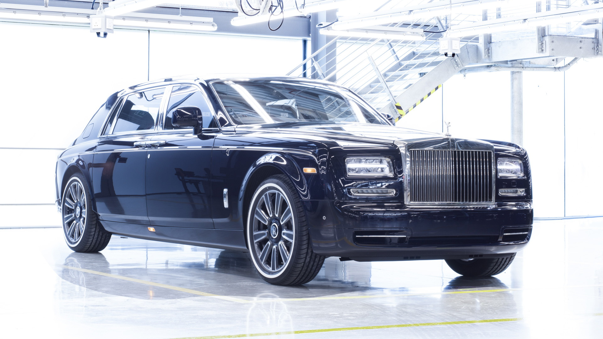 Final seventh-generation Rolls-Royce Phantom