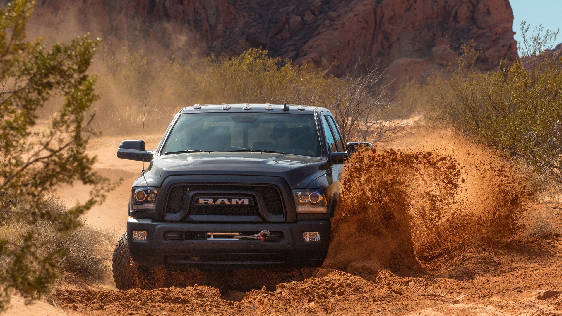 2017 Ram Power Wagon First Drive Review Irrational But Appealing