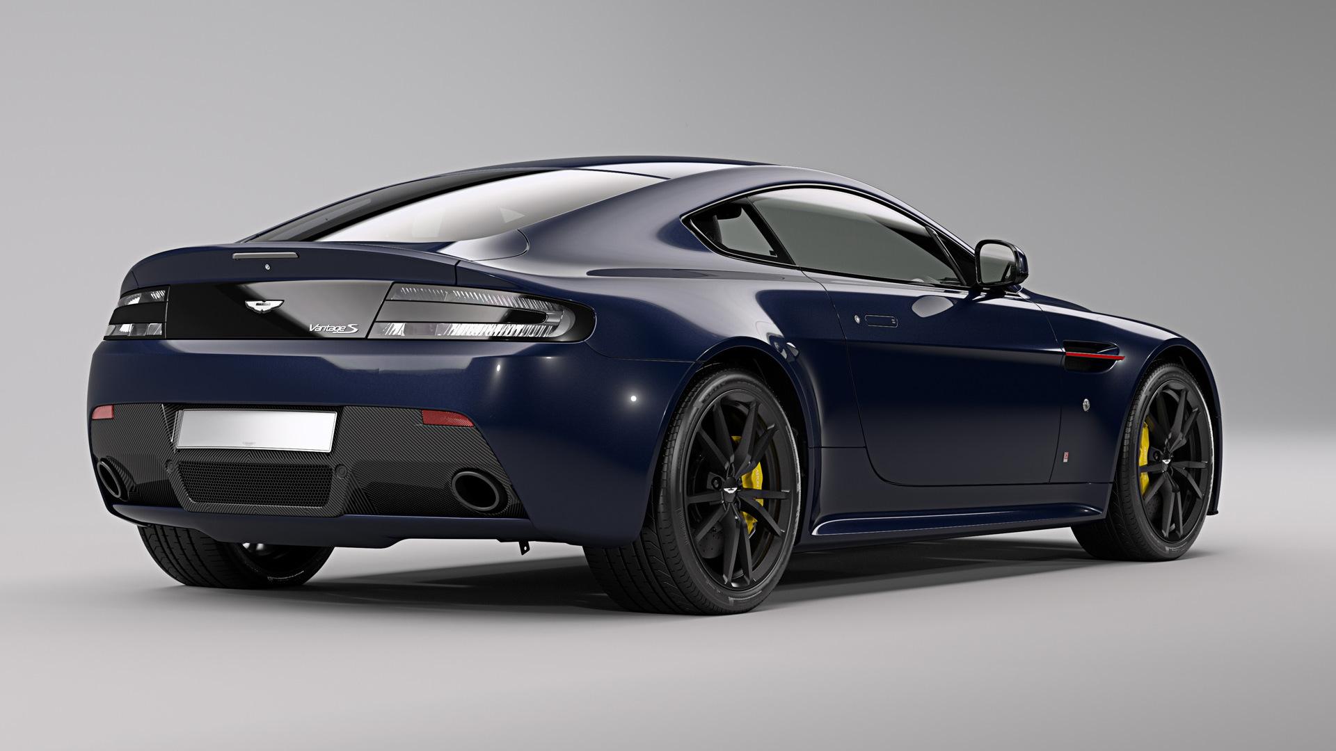 2017 Aston Martin Vantage Red Bull Racing Edition