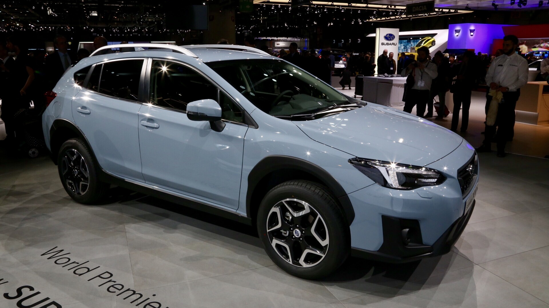 Subaru Crosstrek News Green Car