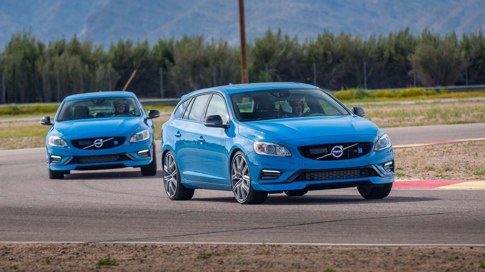 2017 Volvo S60 and V60 Polestar first drive review: the 365