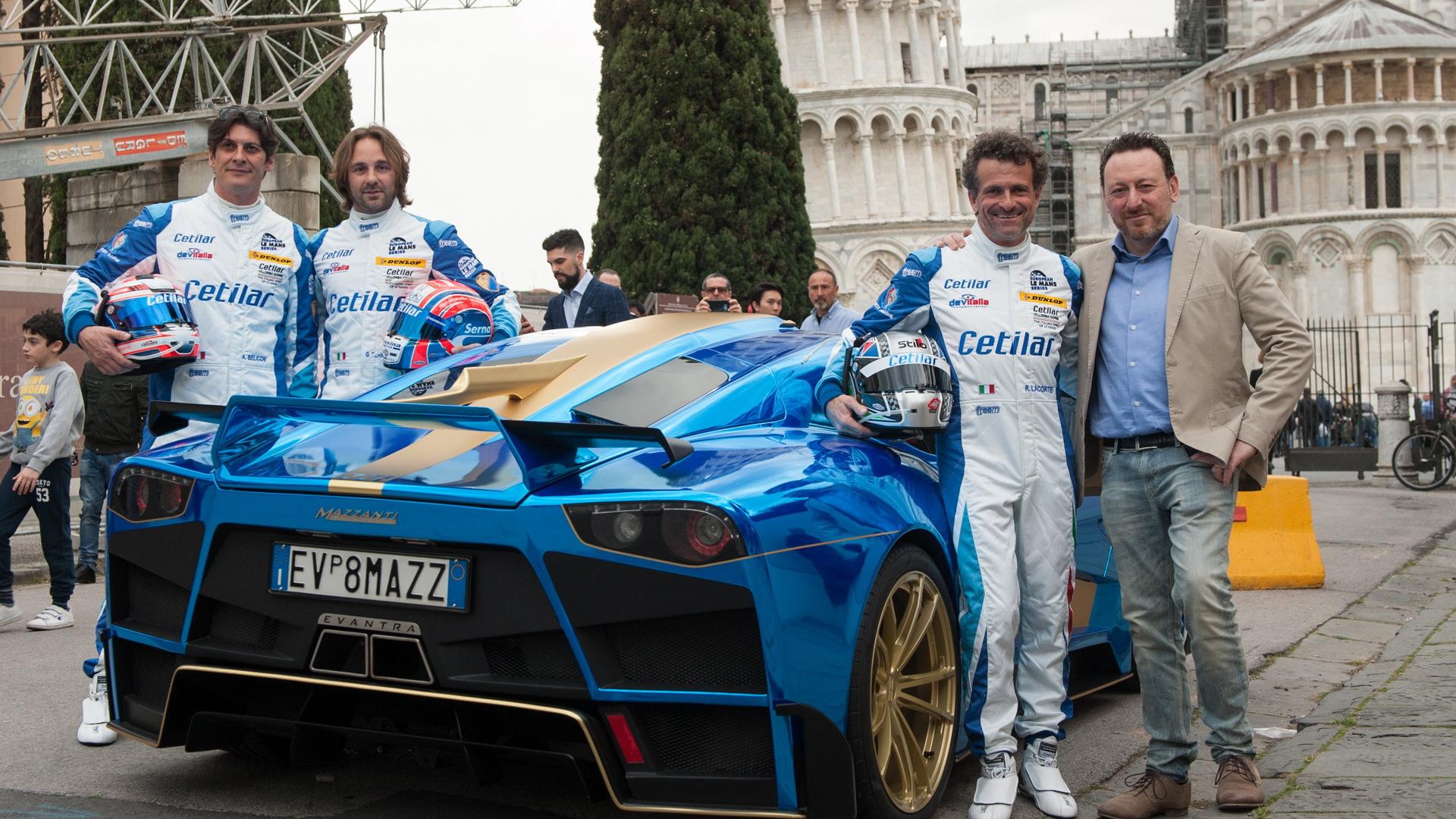 Mazzanti named technical partner for Cetilar Villorba Corse racing team