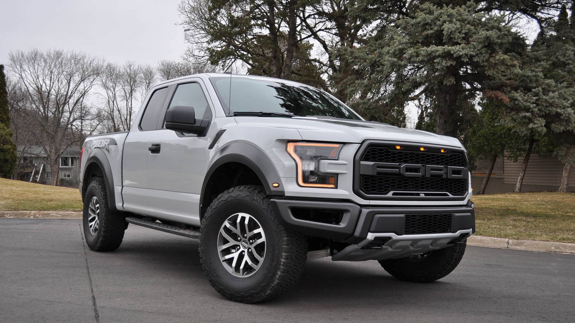 Ford Trailer Backup Assist >> Living with the 2017 Ford F-150 Raptor: the good and the bad