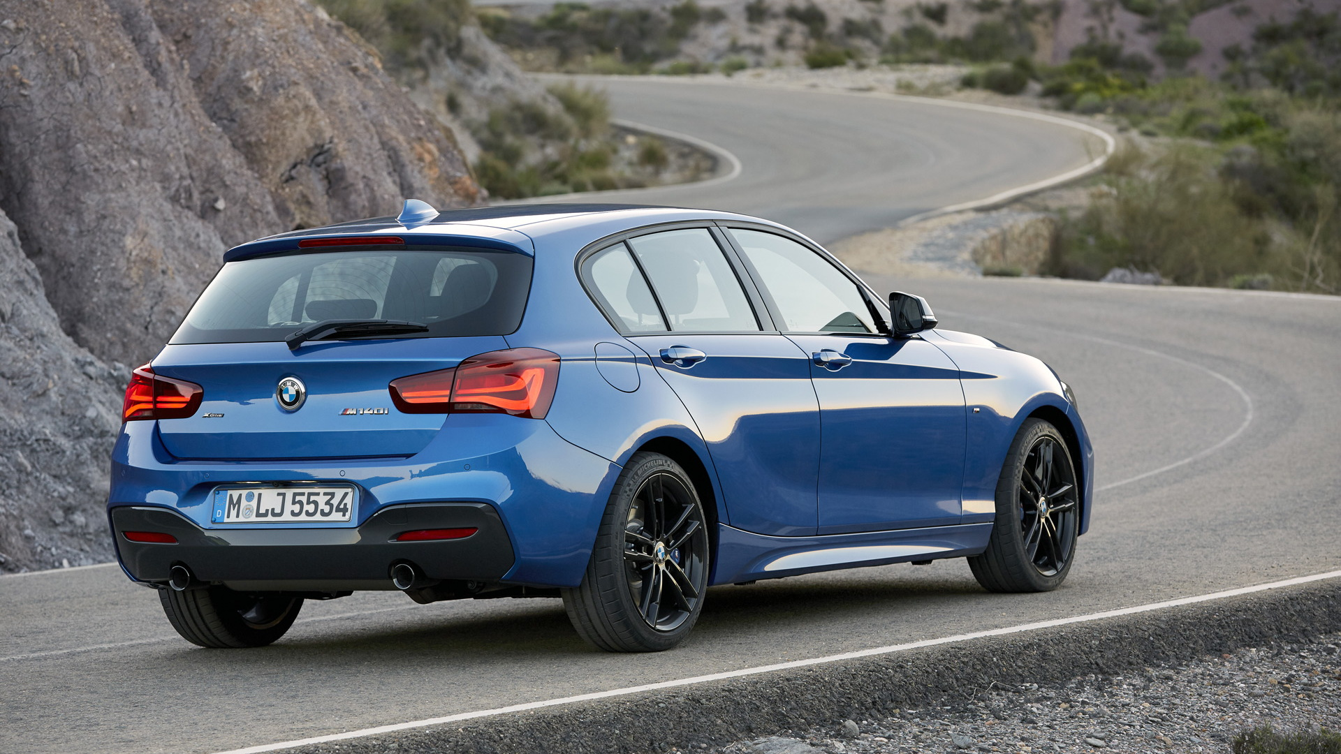 2017 BMW 1-Series Hatchback