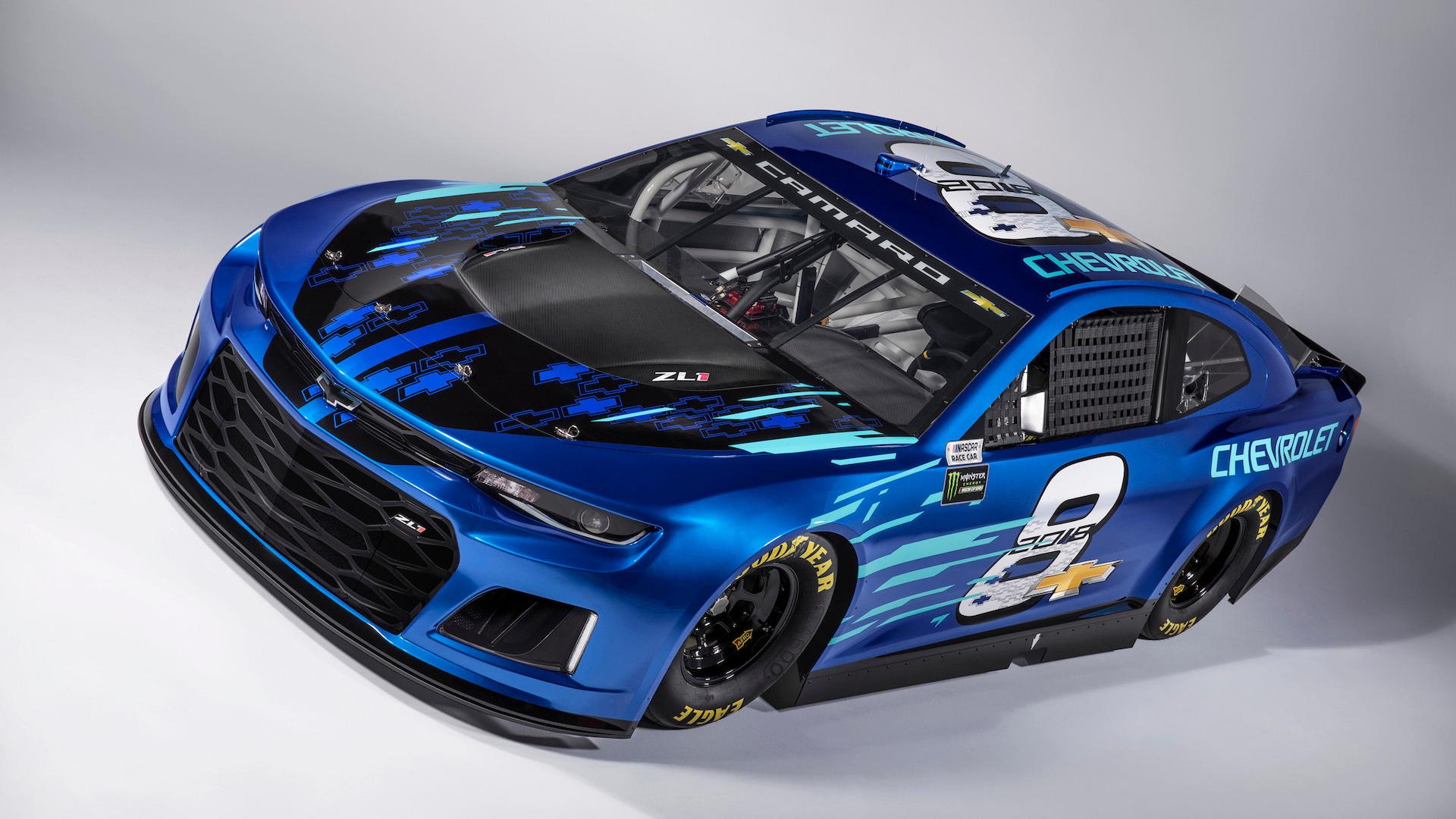 2018 Chevrolet Camaro ZL1 NASCAR race car