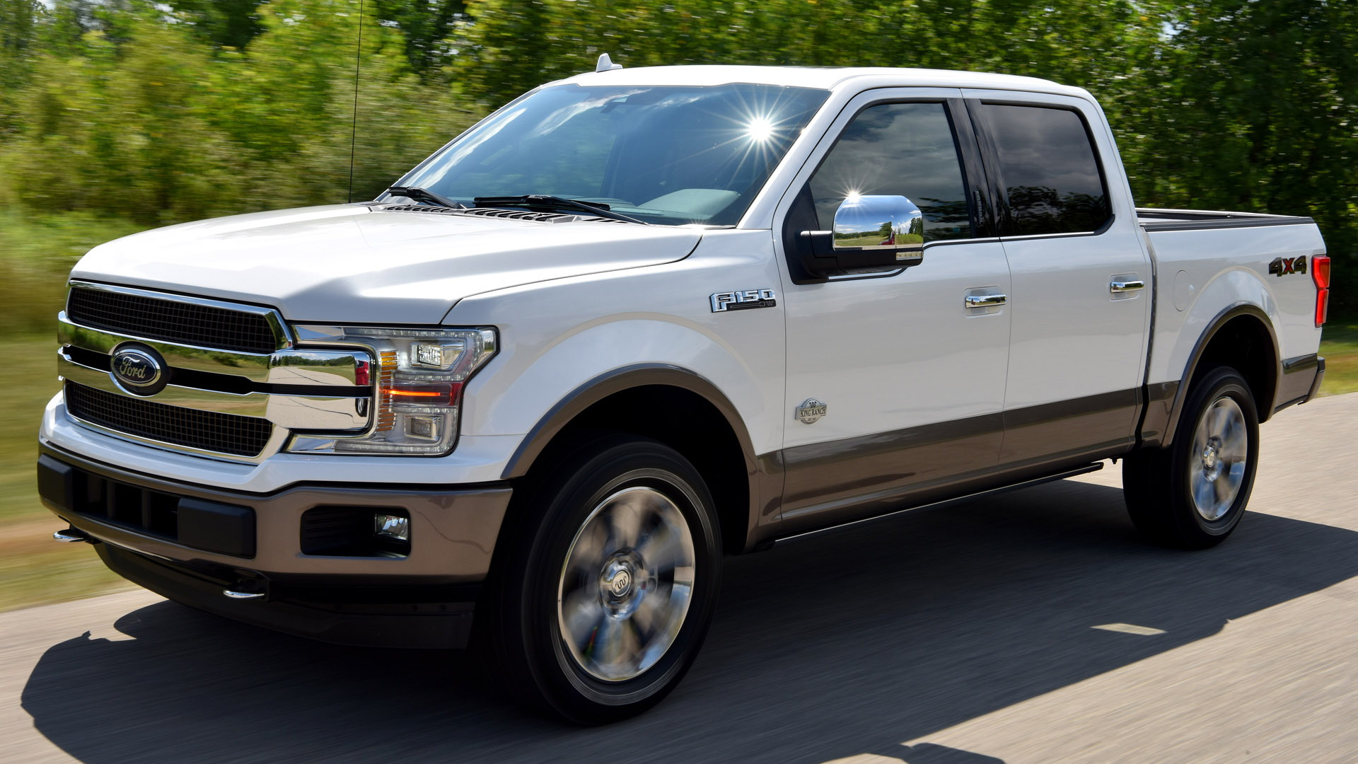 2018 Ford F 150 First Drive Review So Good You Wont Even