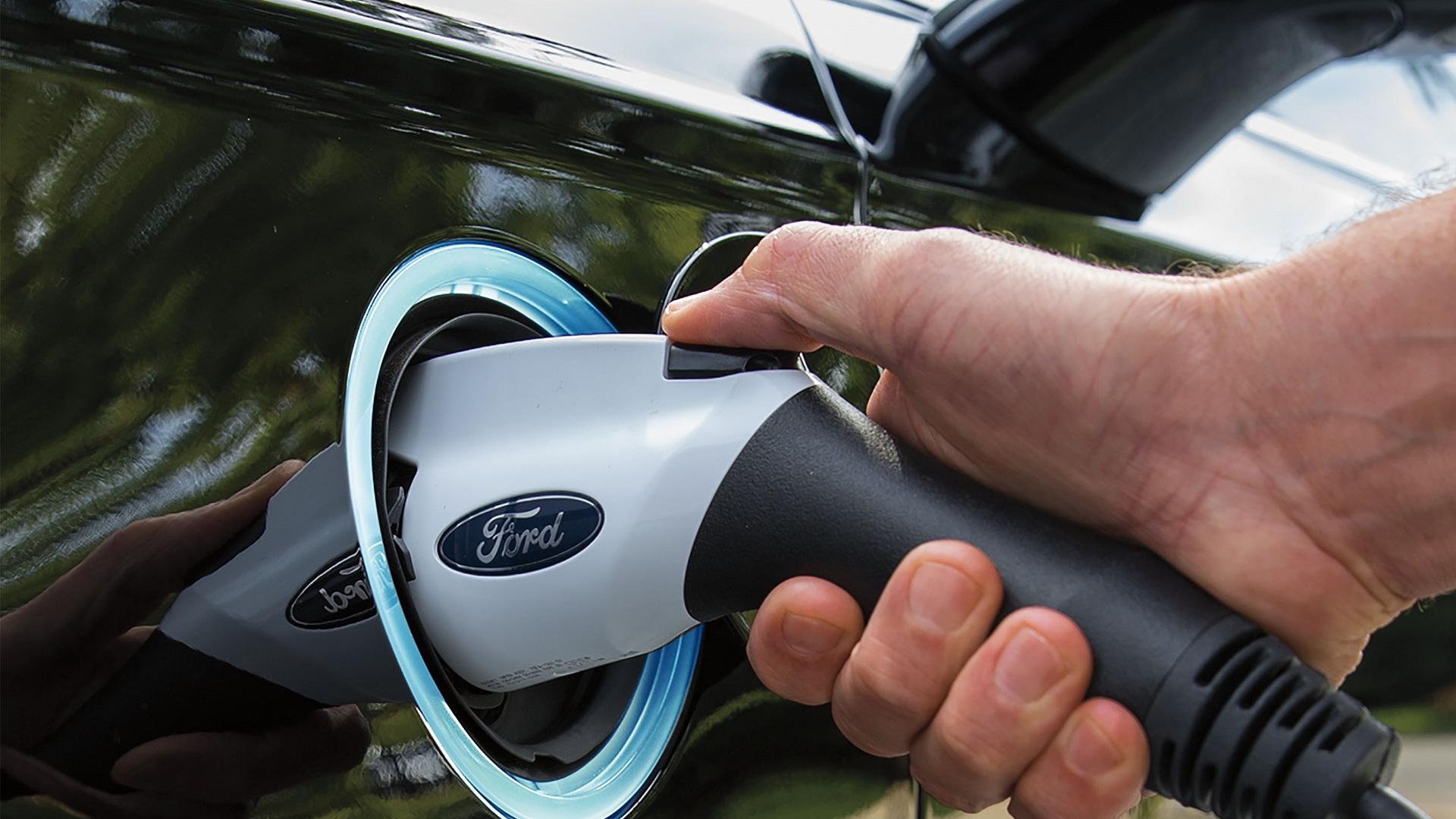 2018 Ford Fusion Energi