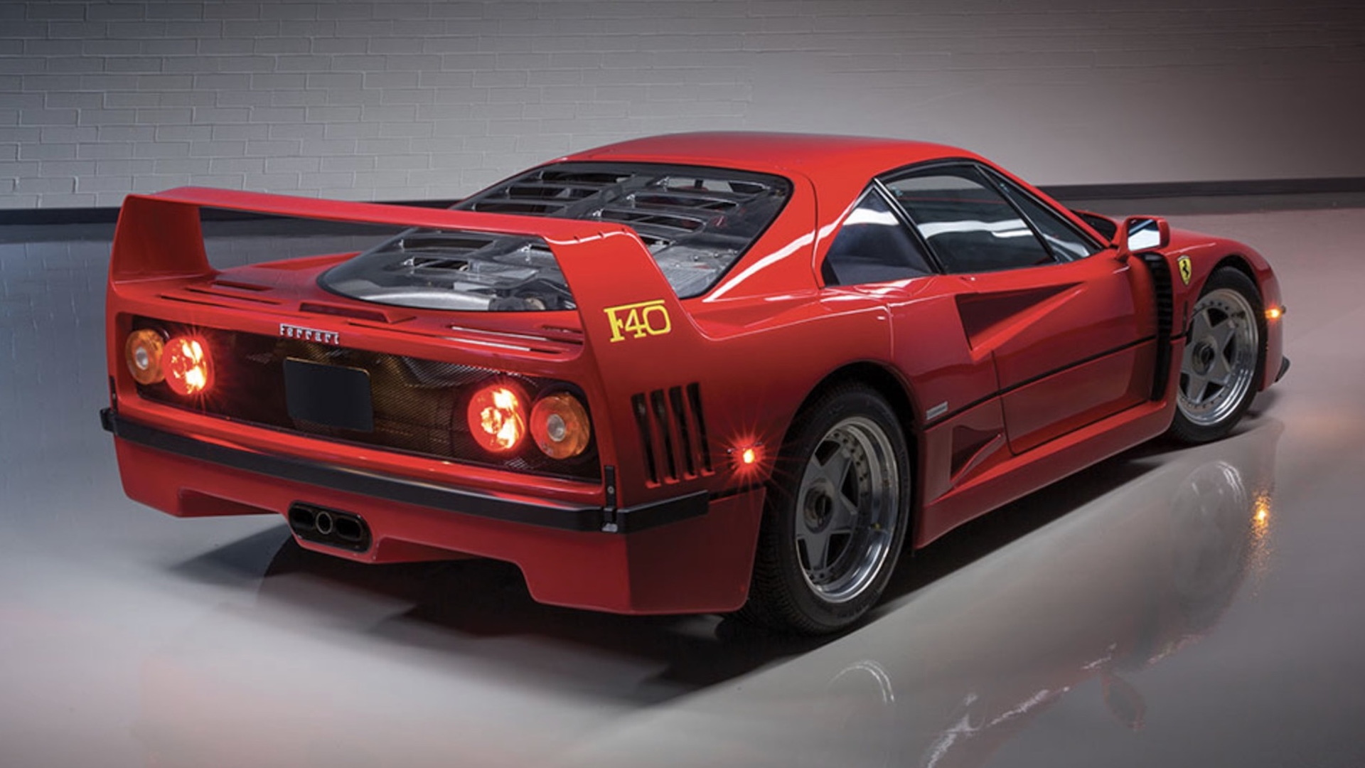 1991 Ferrari F40 for sale by RM Sotheby's