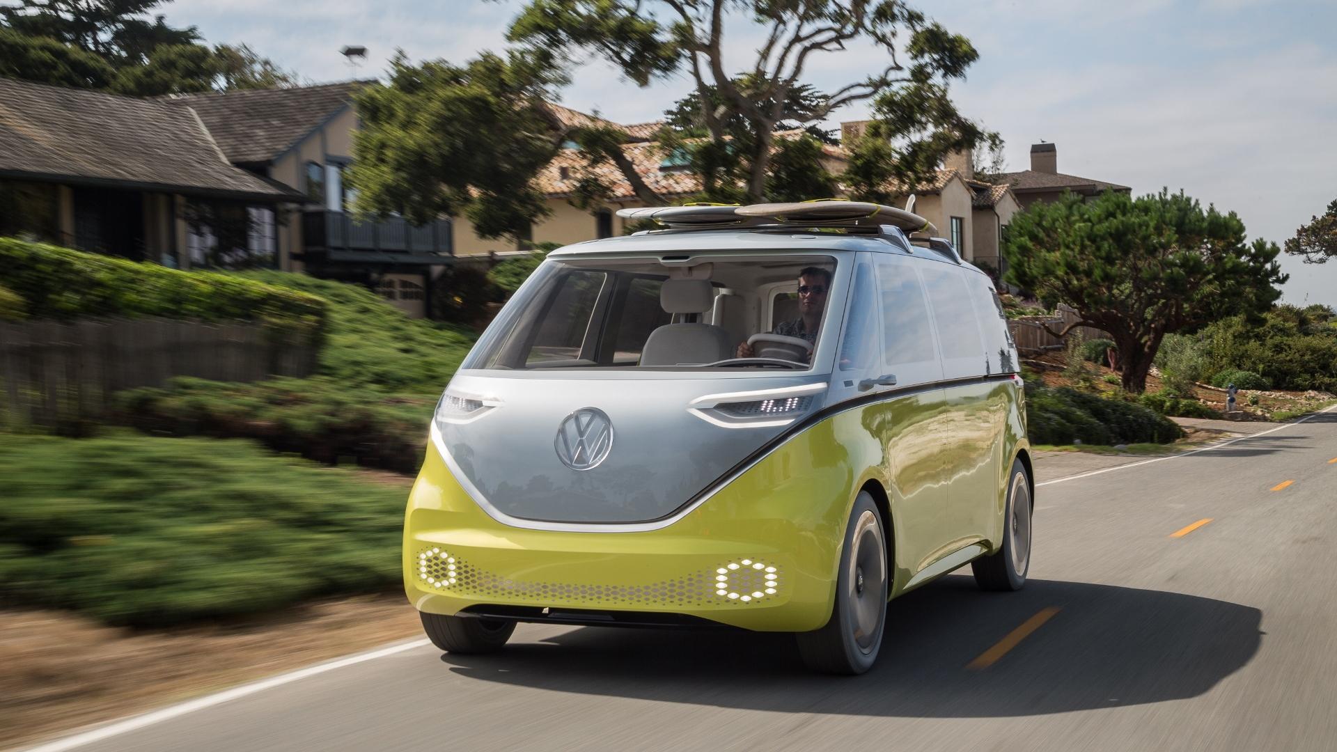 Volkswagen ID Buzz Concept