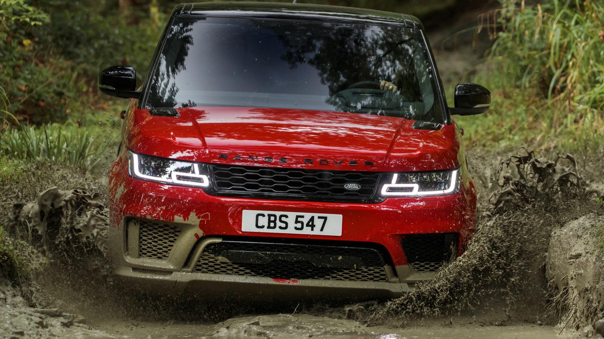 2018 Land Rover Range Rover Sport