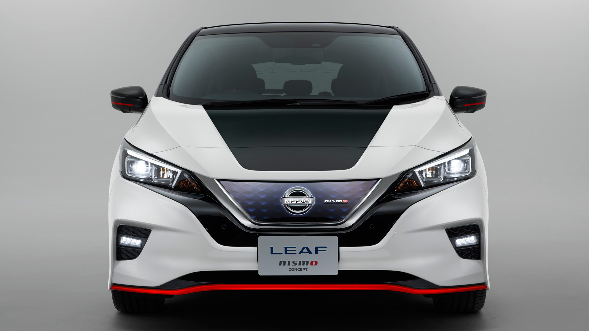Nissan Leaf Nismo Concept, 2017 Tokyo Motor Show