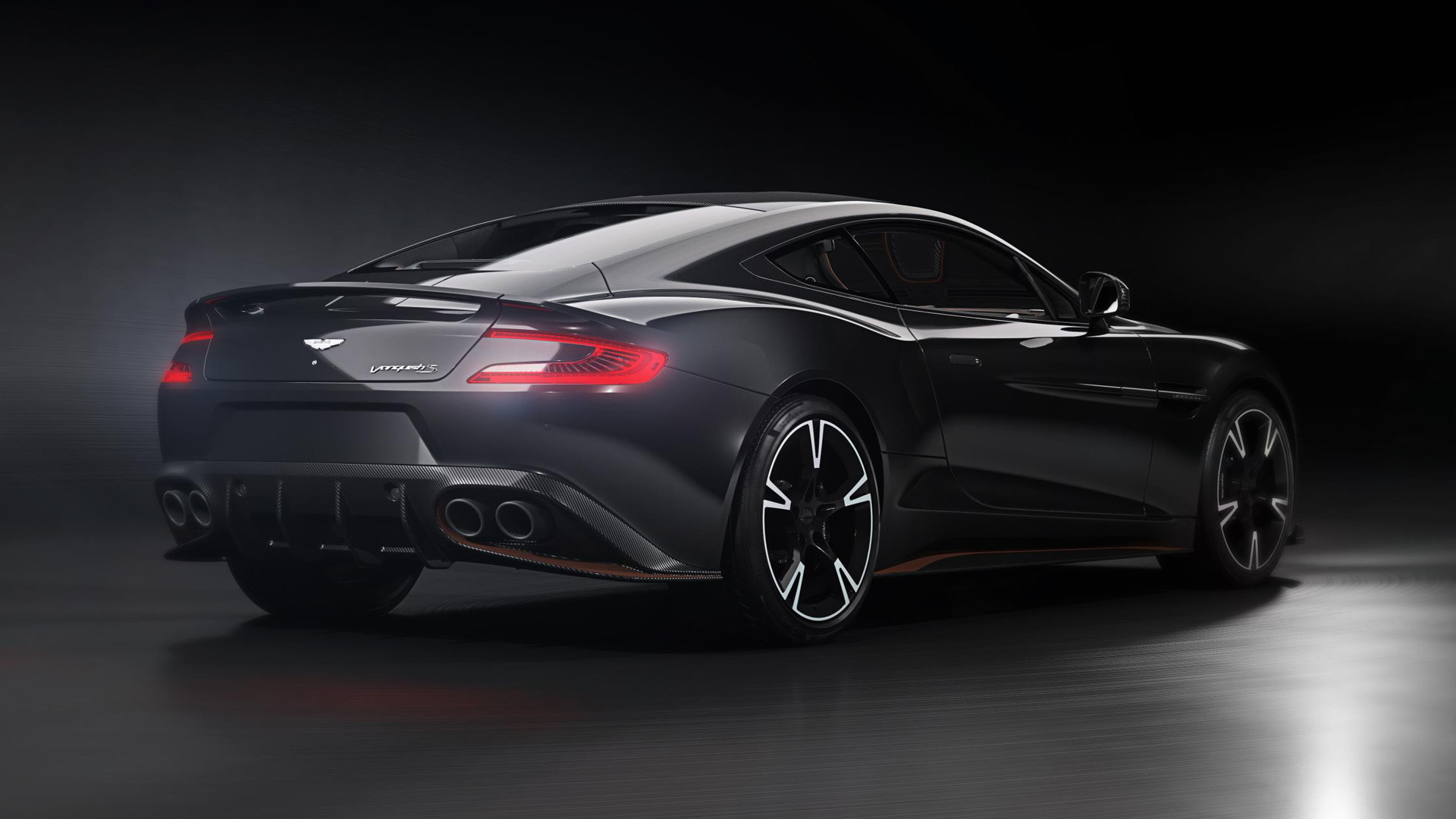 2018 Aston Martin Vanquish S Ultimate