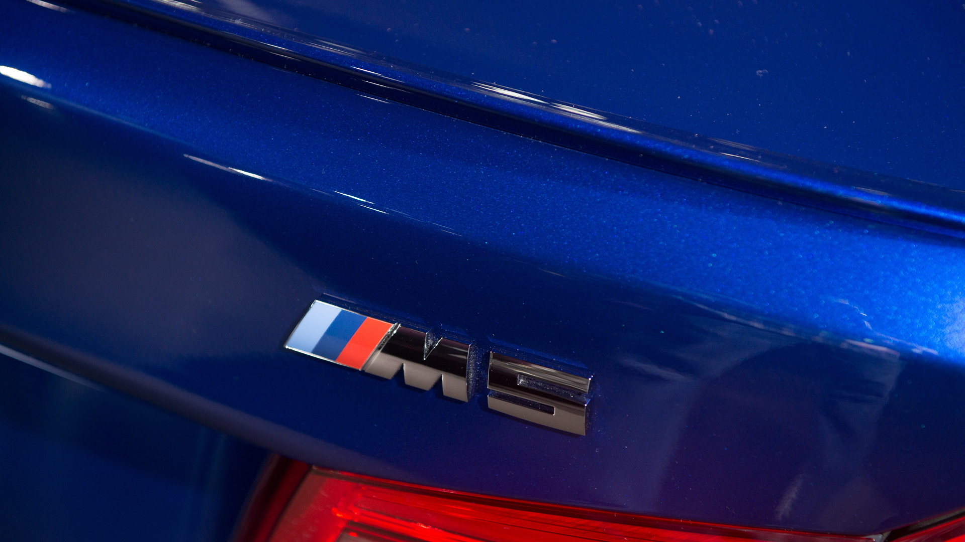 2018 BMW M5, 2017 Los Angeles Auto Show