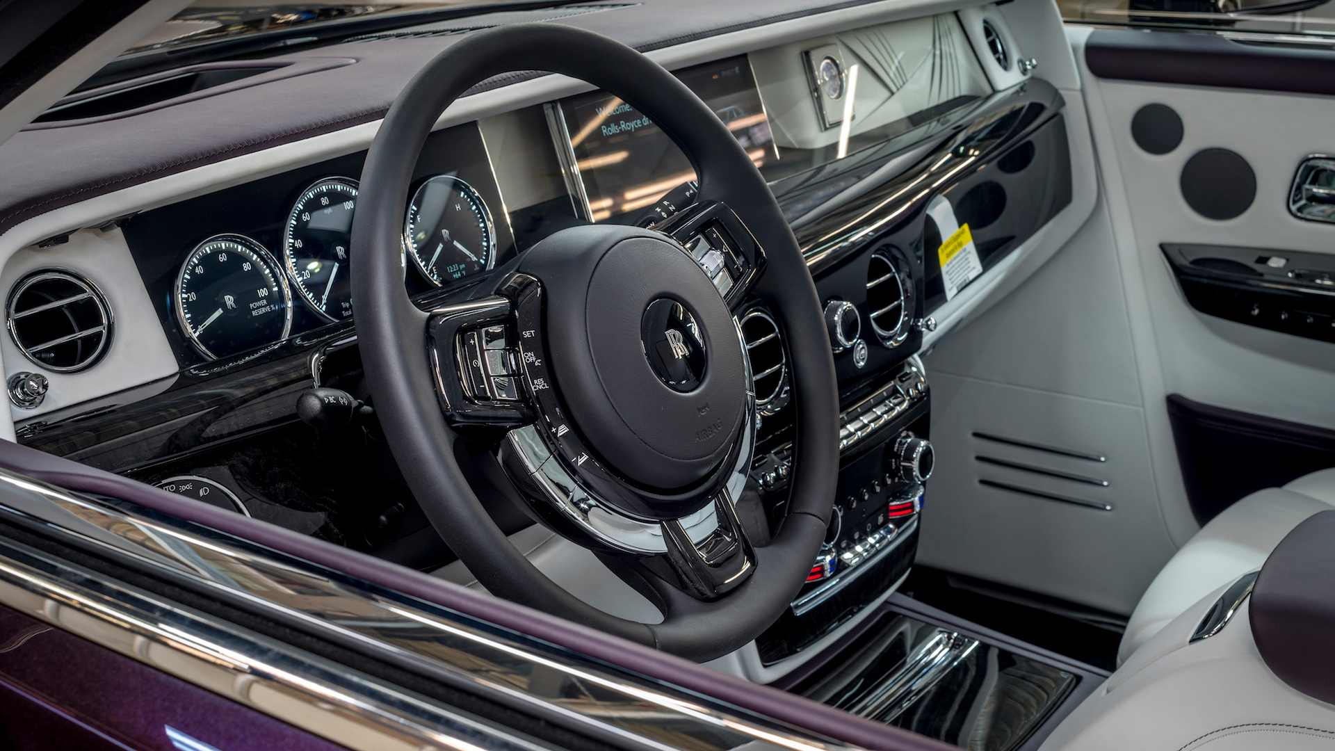 First 2018 Rolls Royce Phantom To Be Auctioned For Charity
