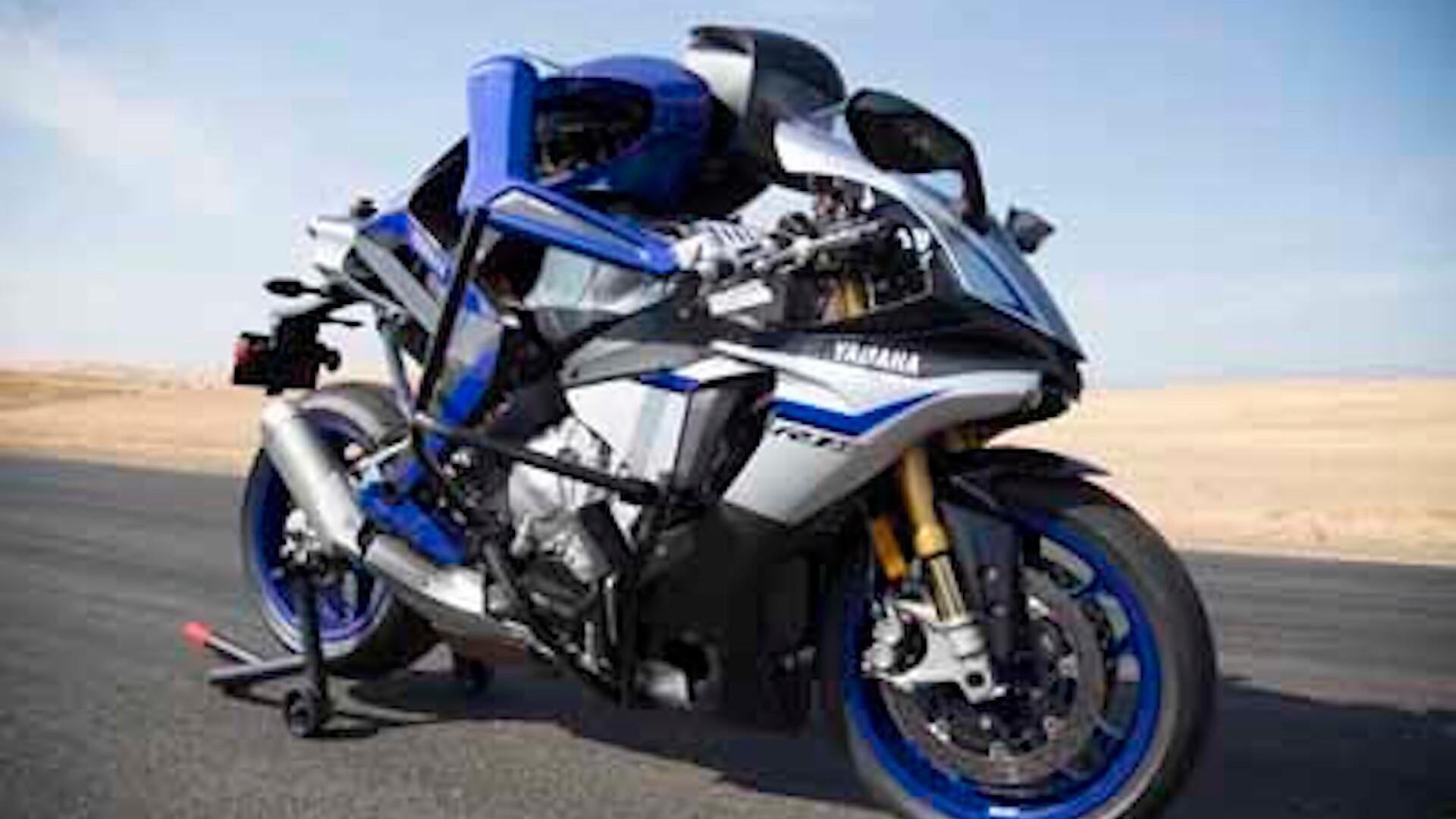 Yamaha self-driving motorcycle, Motobot