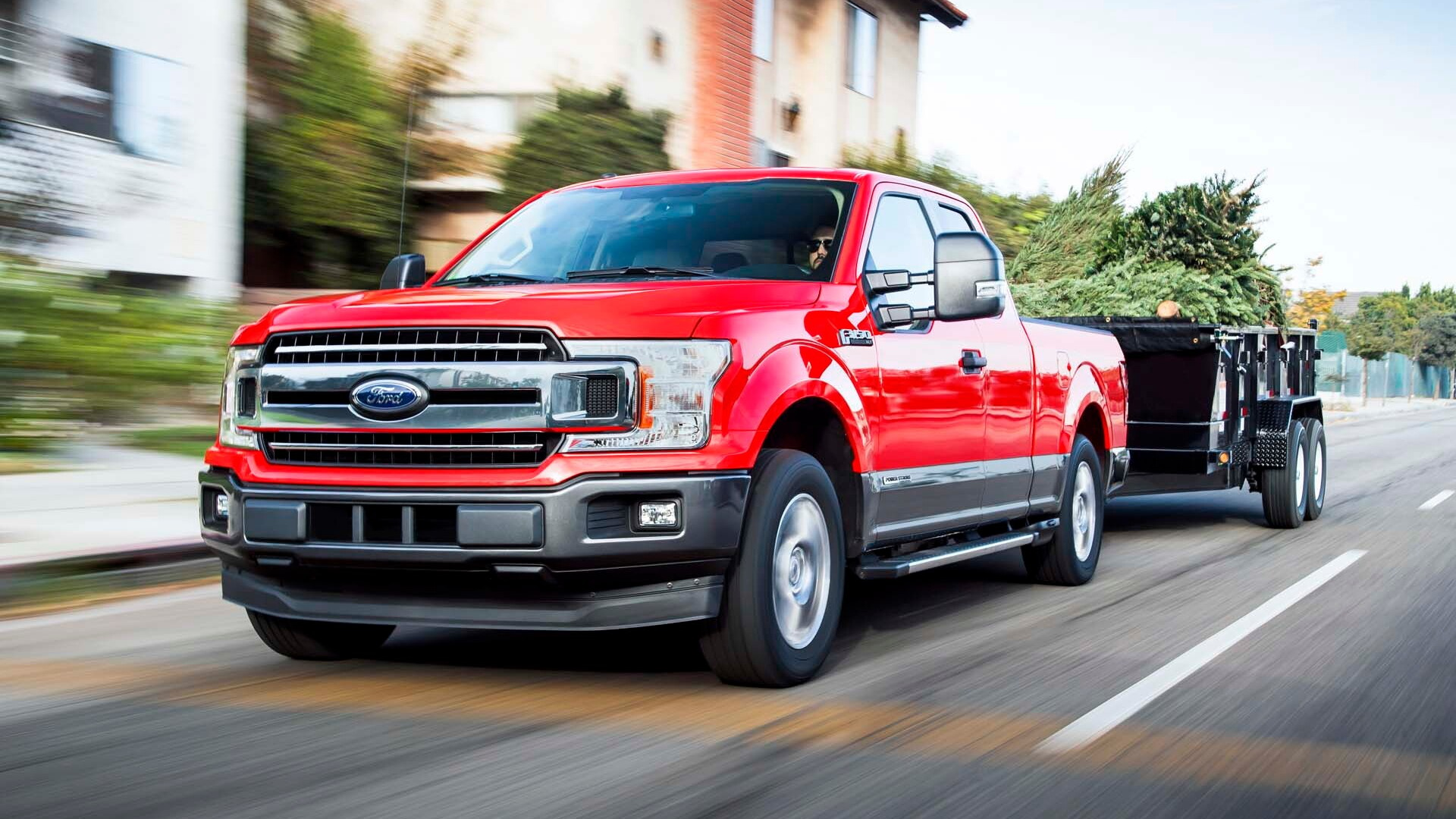 2018 Ford F-150 Power Stroke