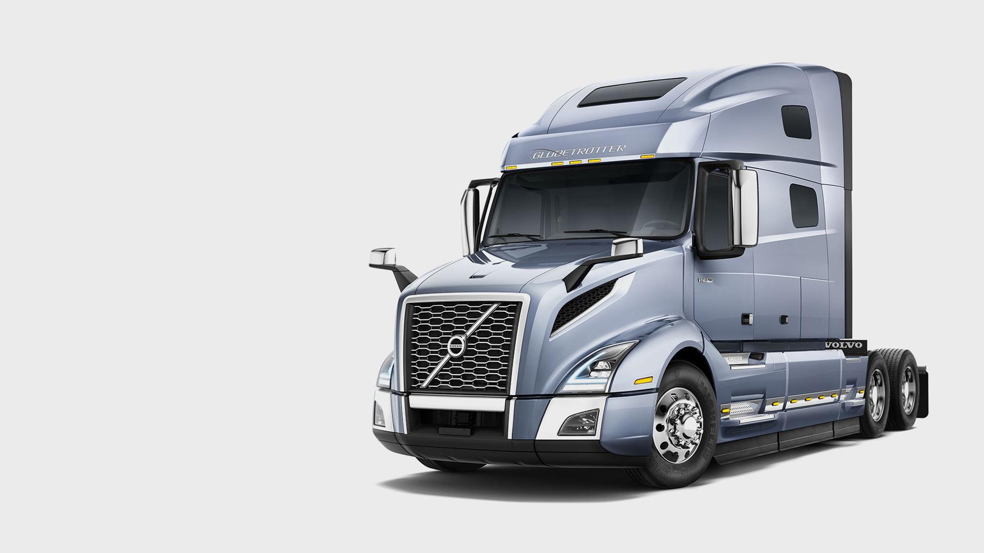 Volvo VNL-series semi-trailer truck