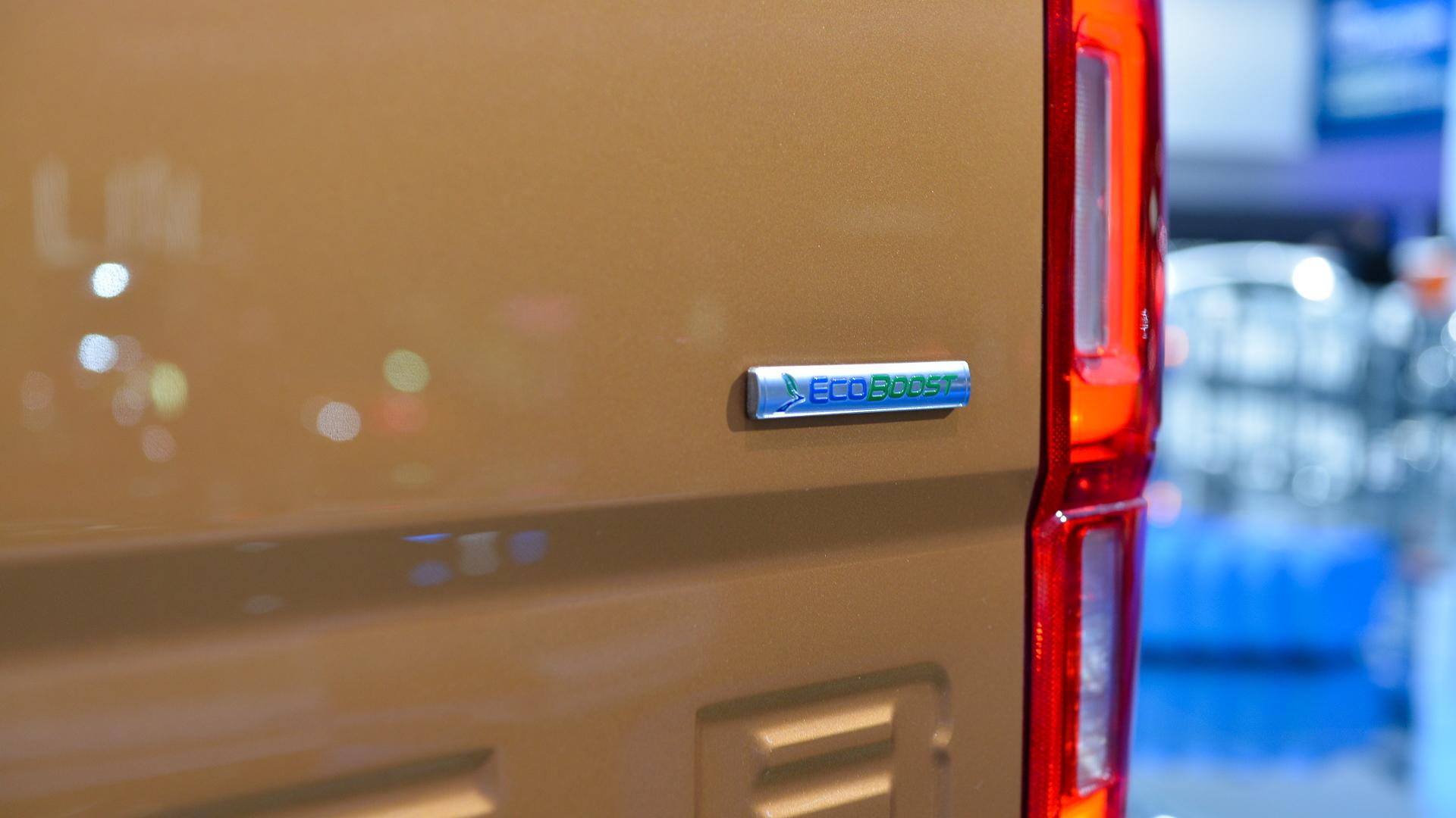 2019 Ford Ranger, 2018 Detroit auto show