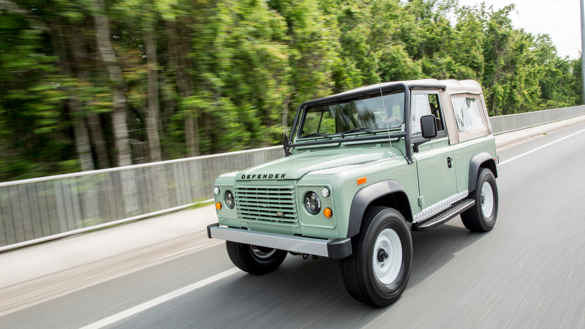 East Coast Defender Heritage Collection
