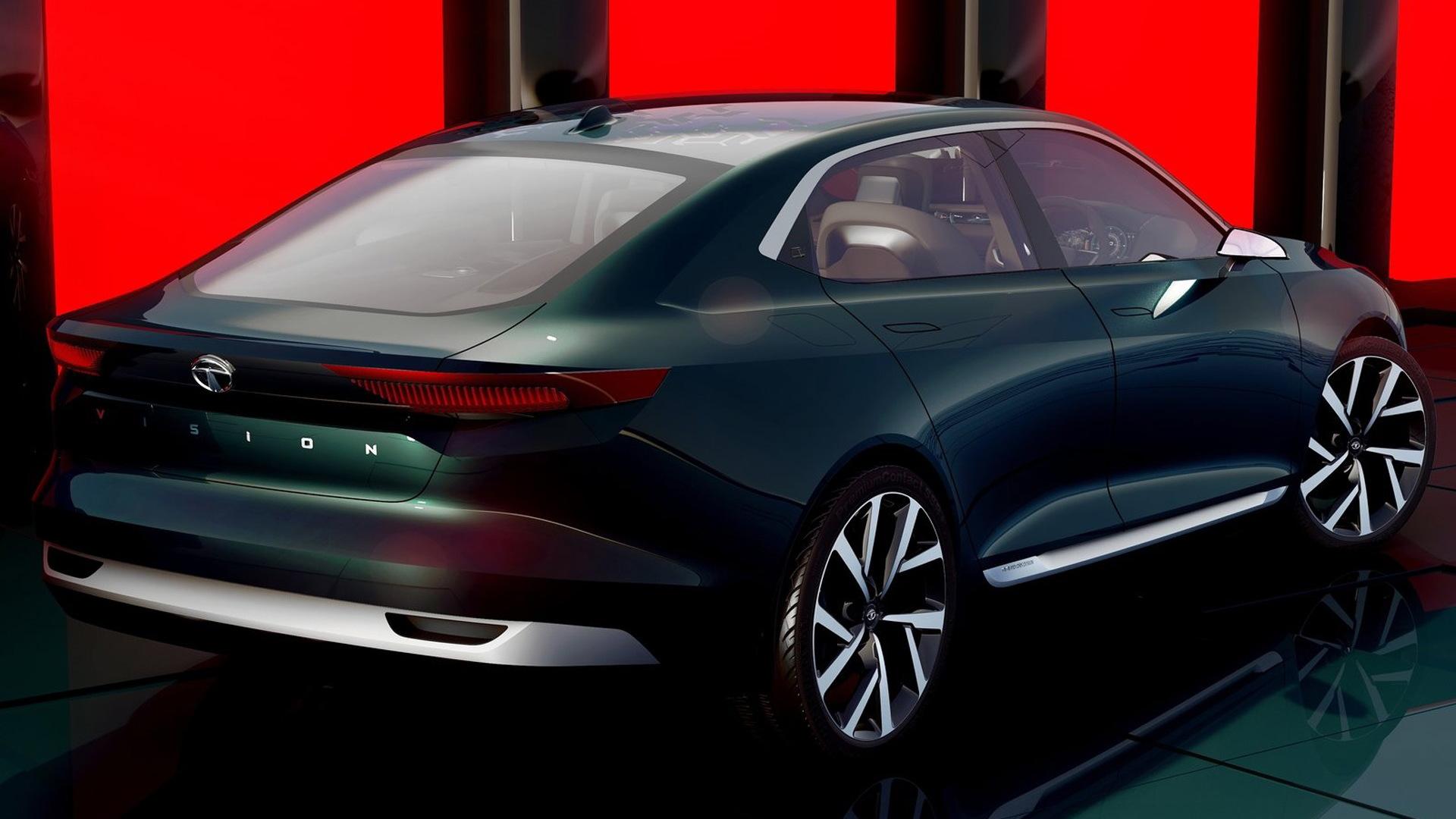 Tata E-Vision concept
