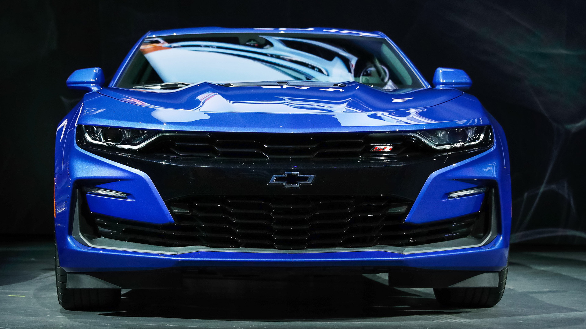 2019 Chevrolet Camaro preview