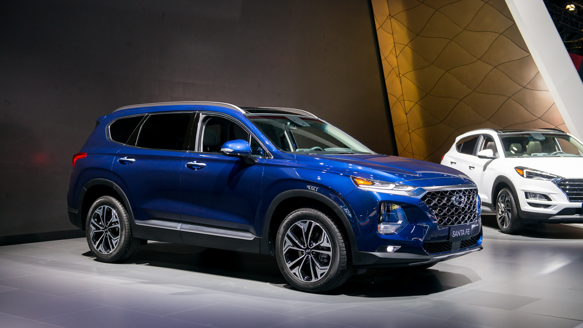 2019 Hyundai Santa Fe Launched With Diesel Hybrid Plug In Hybrid For Us Or Not