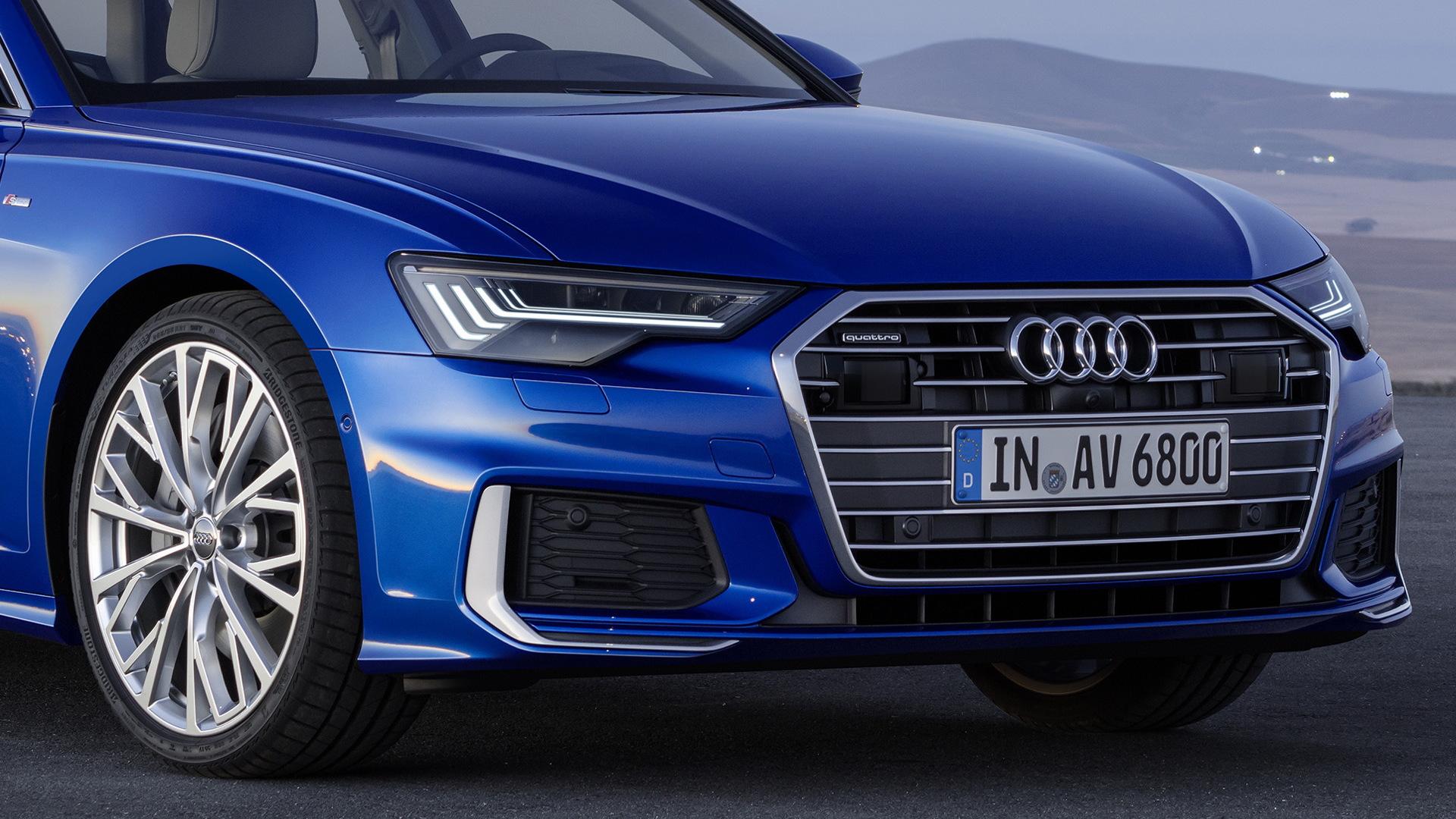 2019 Audi A6 Avant Wagon Revealed